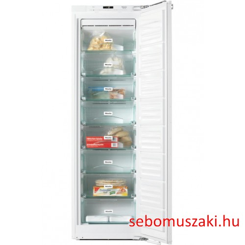 Beépíthető fagyasztószekrény