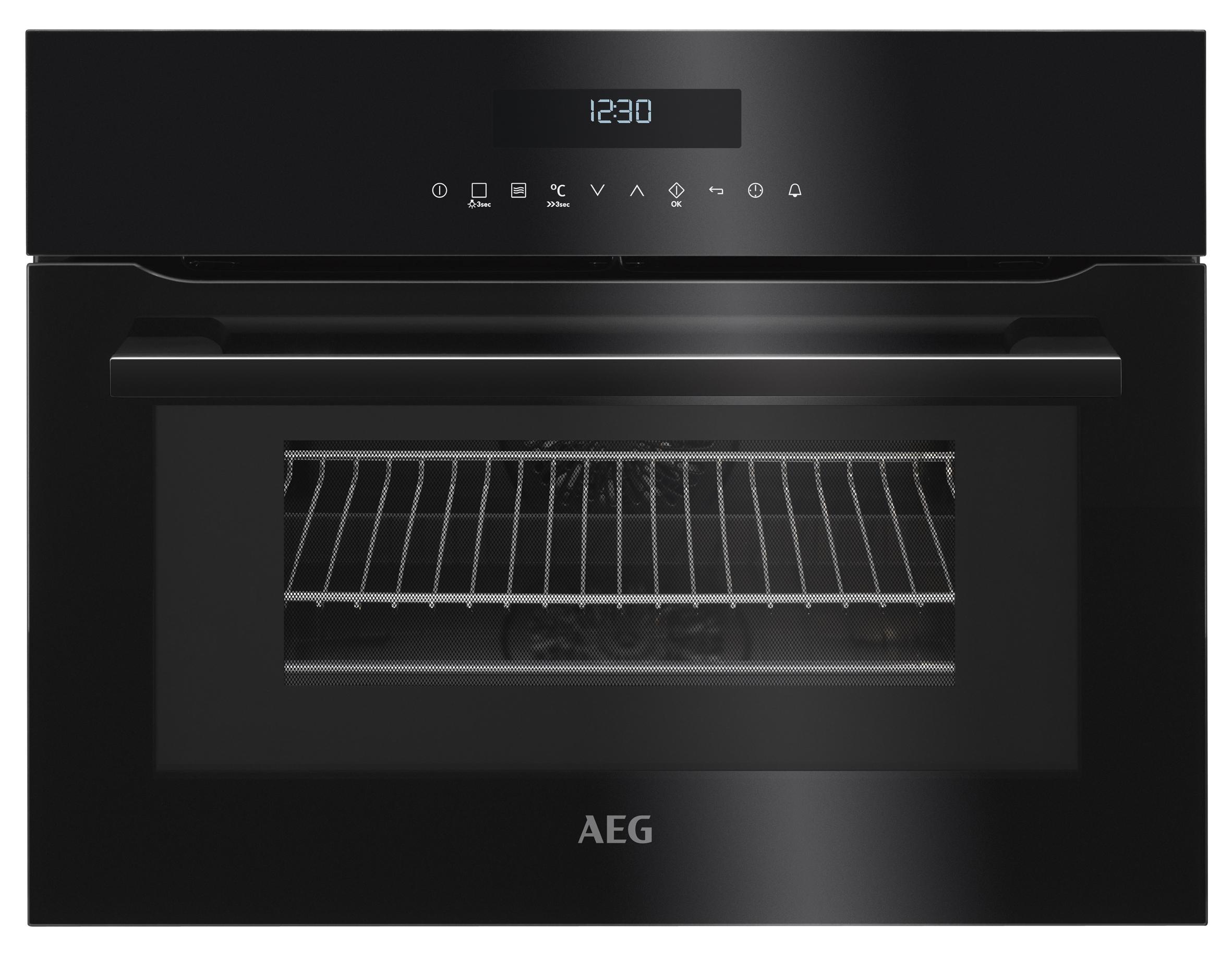 AEG Beépíthető kompakt sütő és mikró