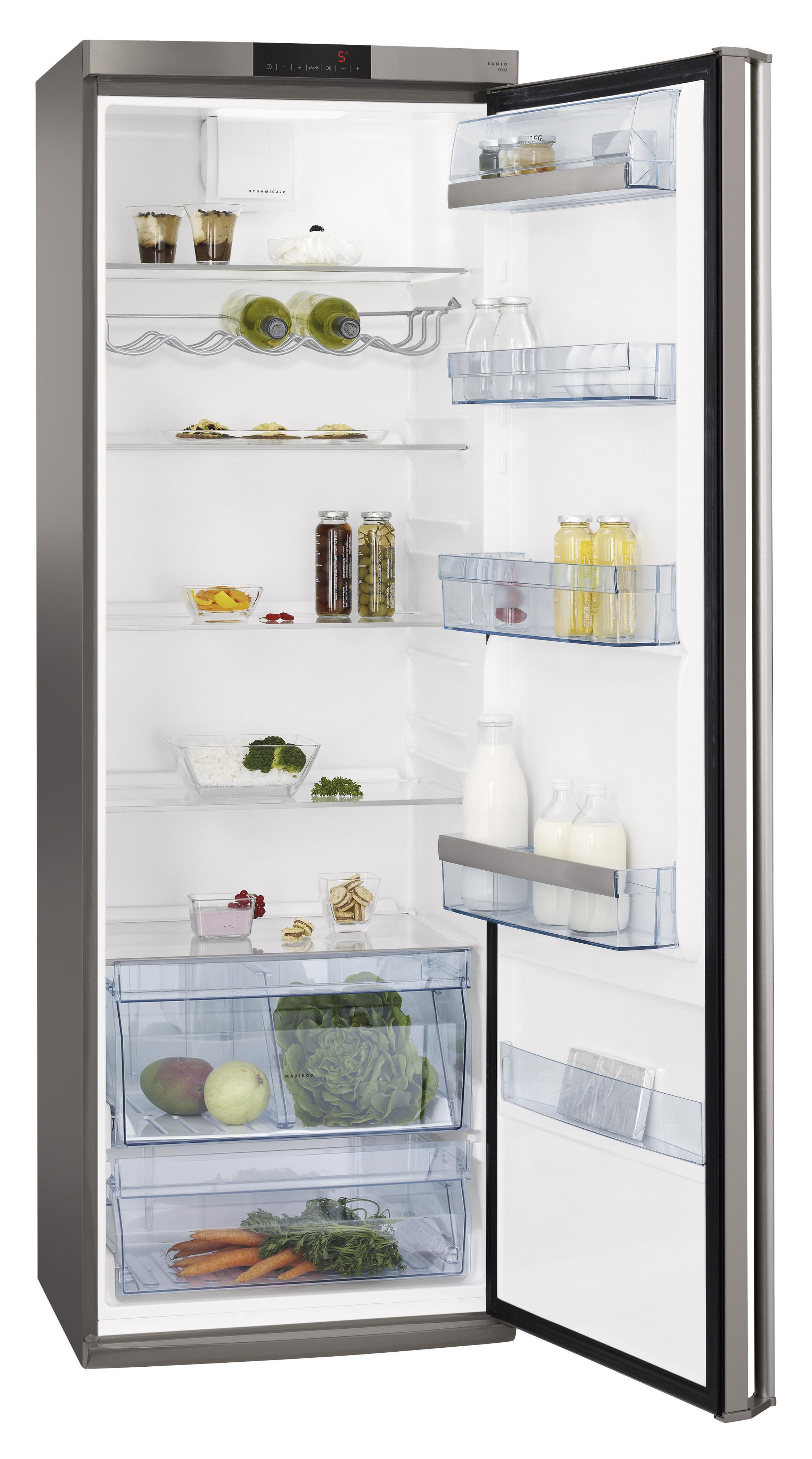 Szabadonálló egyajtós hűtőszekrény