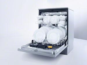 Miele frissvíz rendszerű ipari mosogatógép